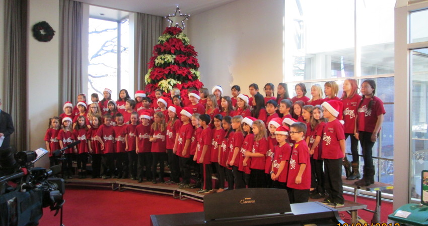 The Choir at City Hall